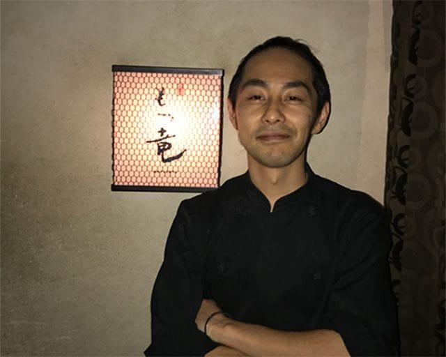 もつ竜 赤坂 料理長 和田